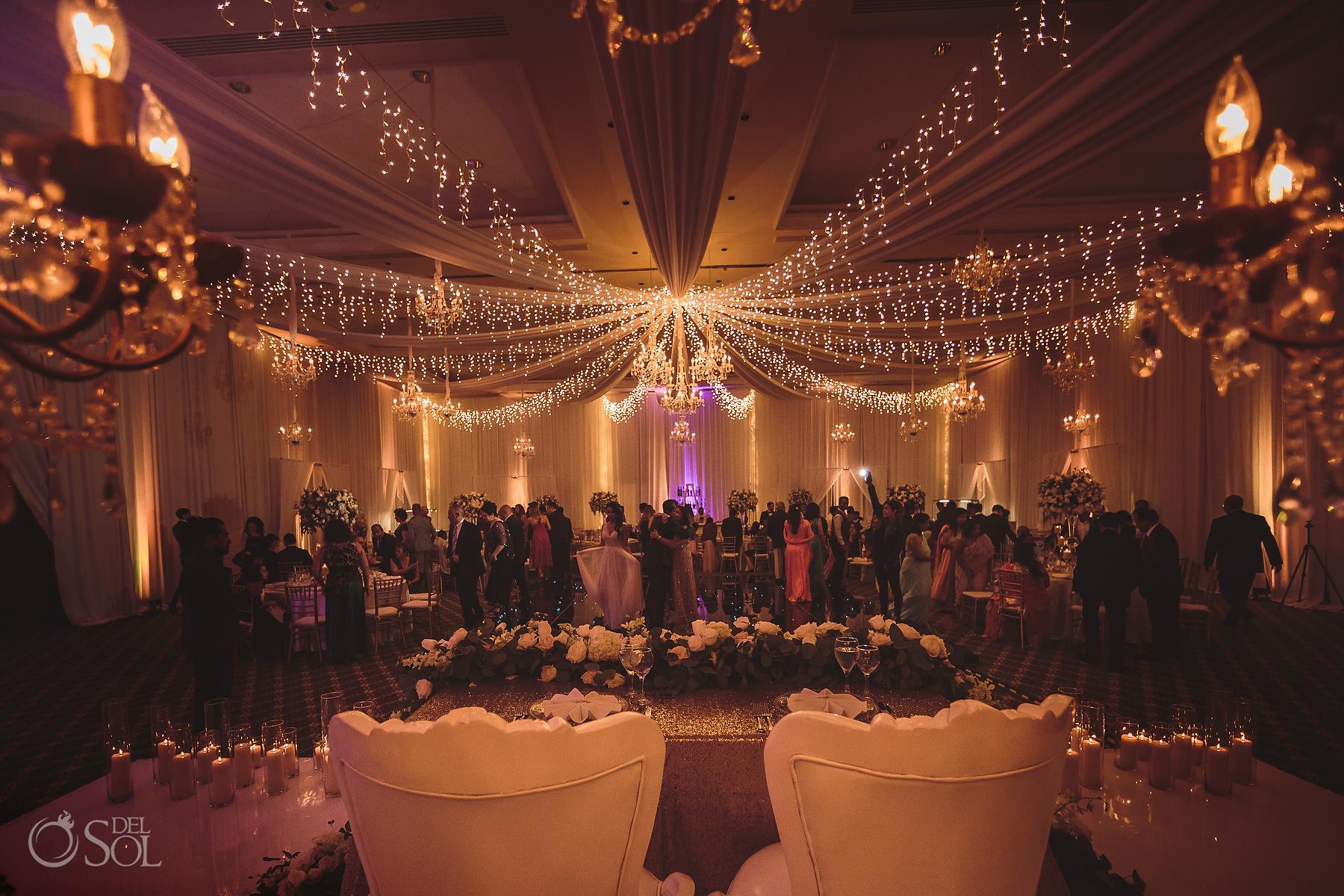 Dreams Tulum Ballroom Decoration