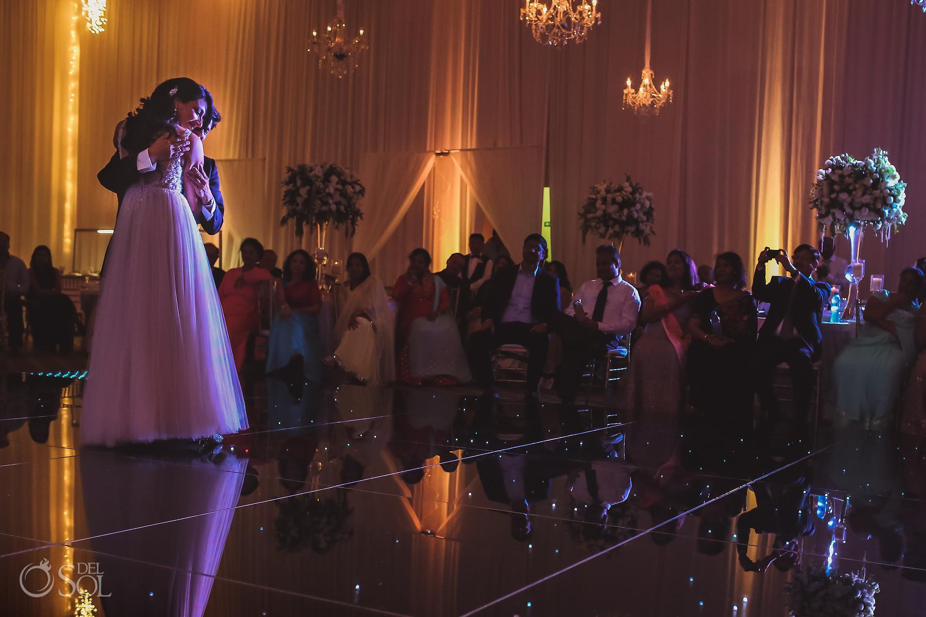 Dreams Tulum Salon Chichen Itza Wedding dances Reception