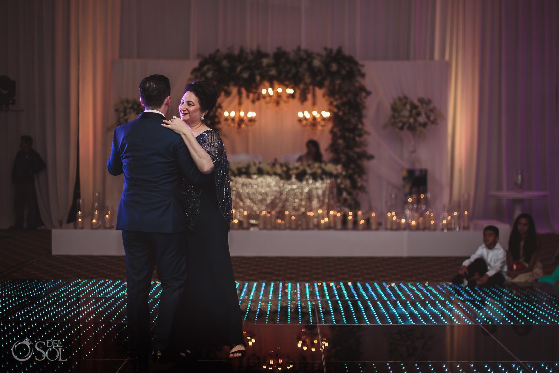 Dreams Tulum Salon Chichen Itza Wedding dances