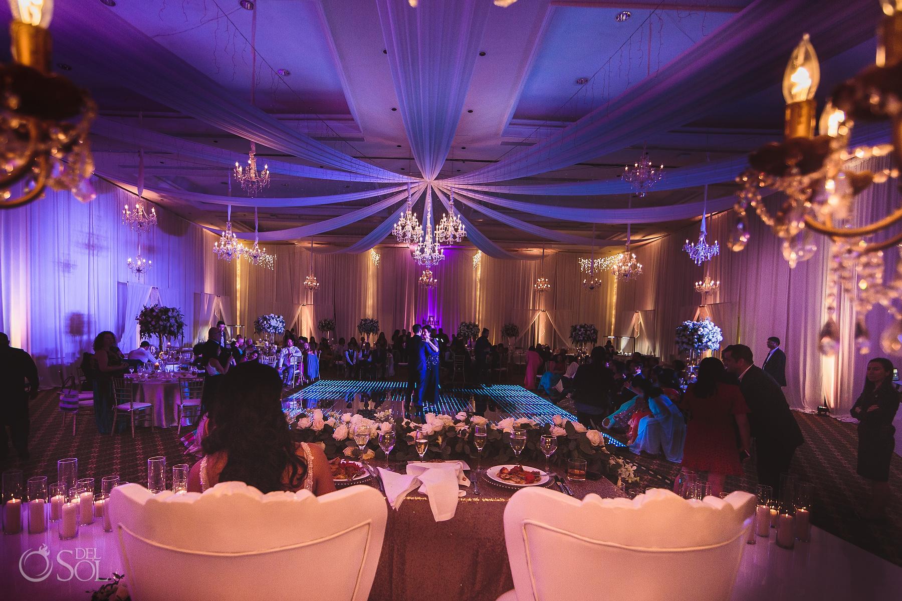 Dreams Tulum Salon Chichen Itza Wedding Reception