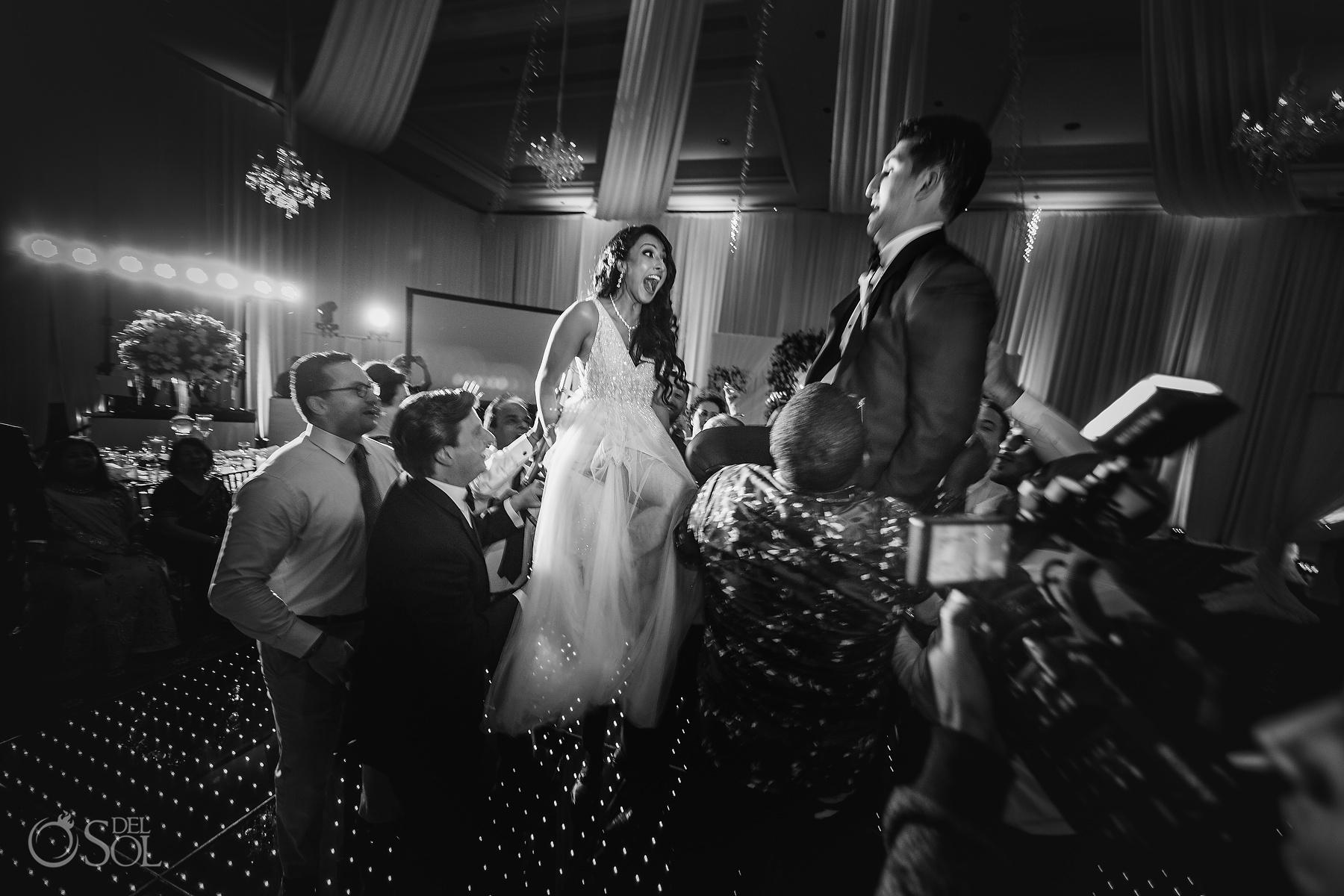 Horah Dreams Tulum Jewish Wedding Reception