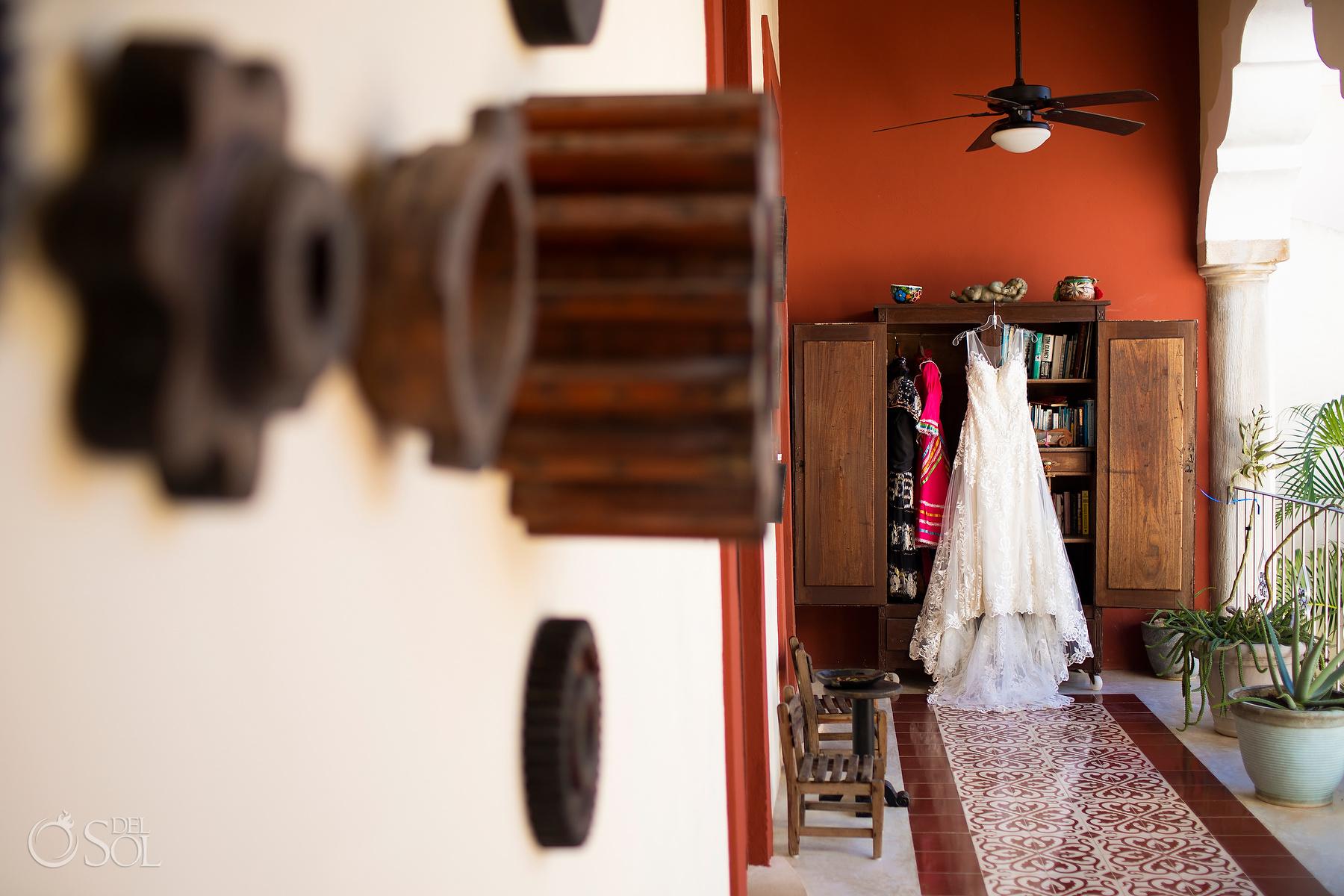 Watters Wedding Dresses Bridal Gowns Puerto Aventuras riviera maya villa wedding