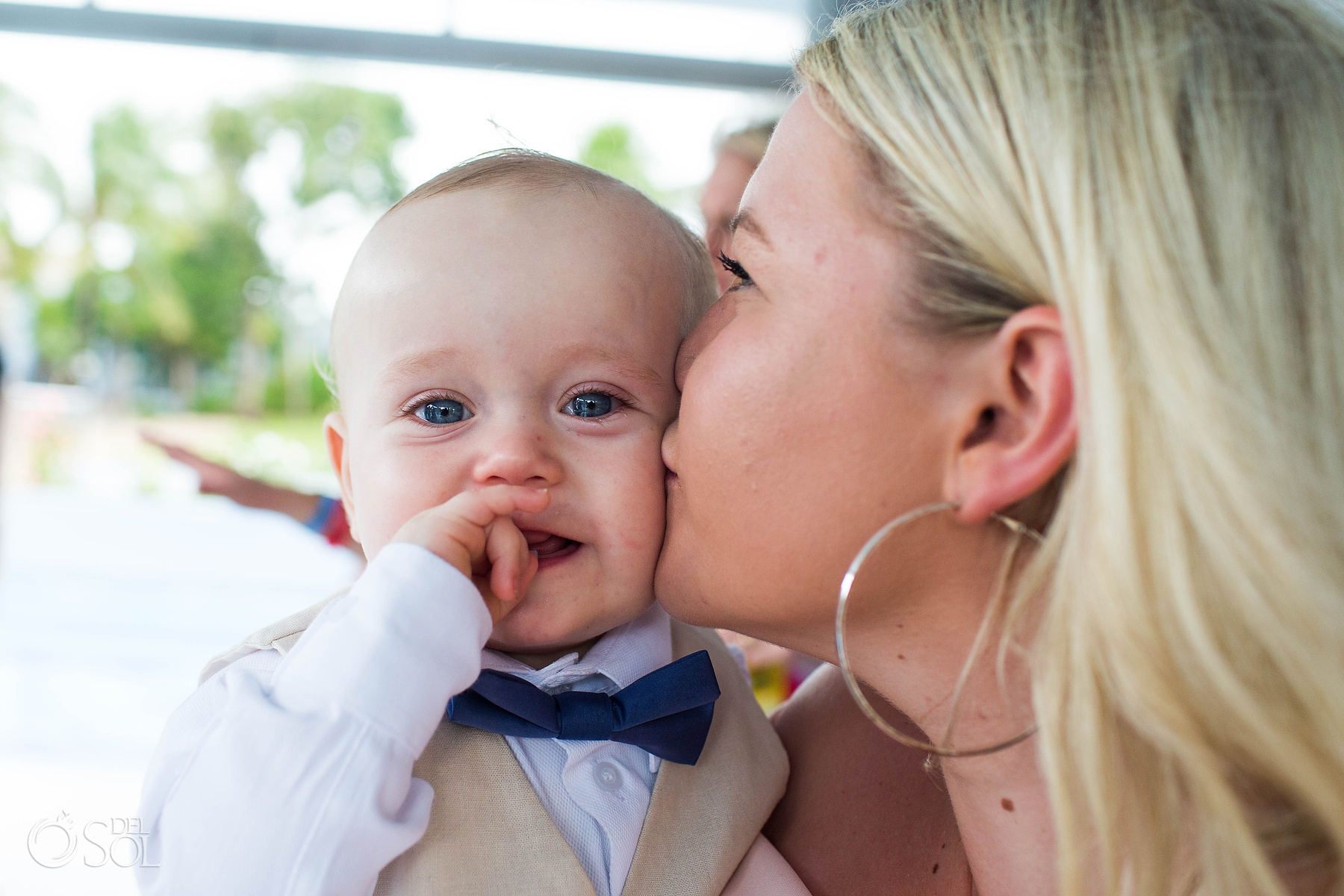 Baby Boy Wedding Bow tie