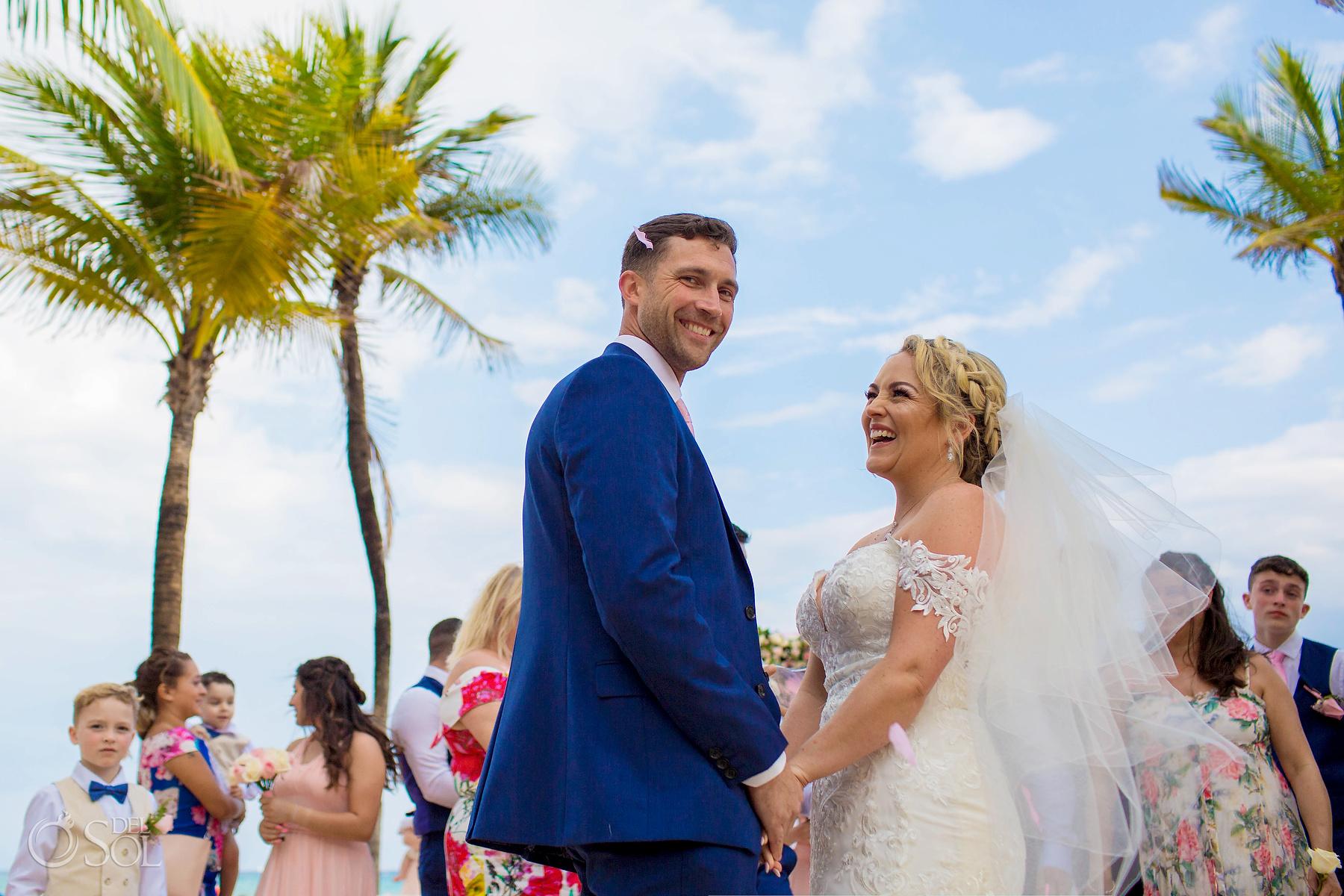 Riu Palace Wedding Photographer bride and groom