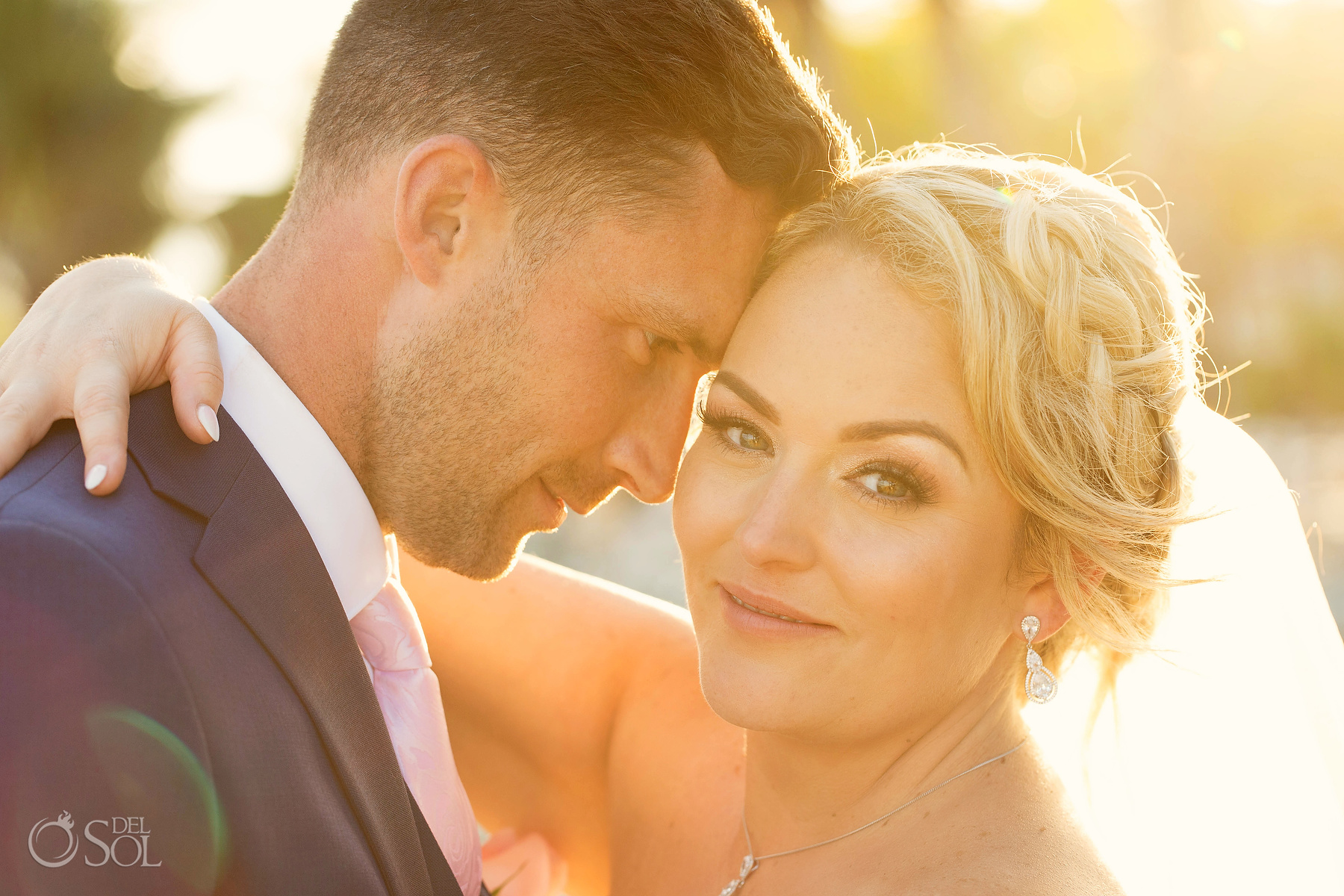 Groom and Bride sunset photos Wedding Photographer