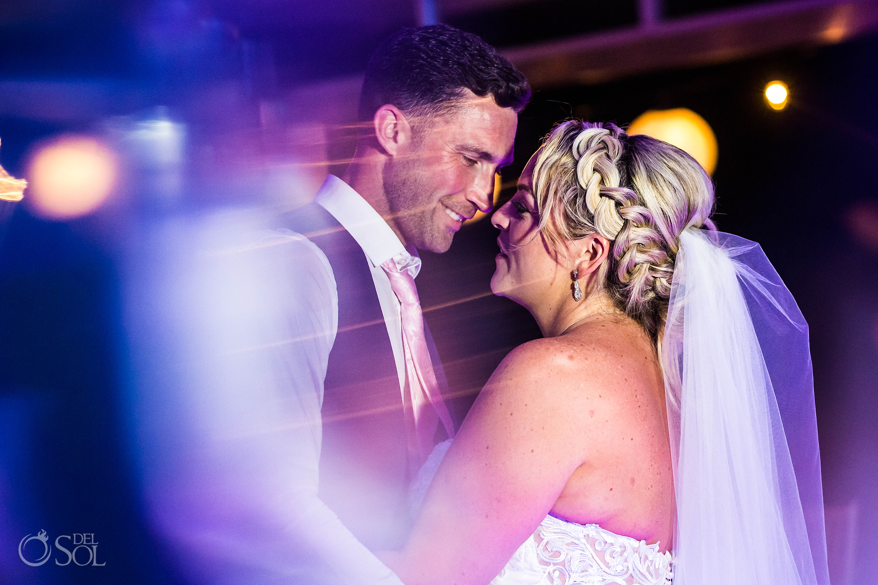 First dance indoor photography