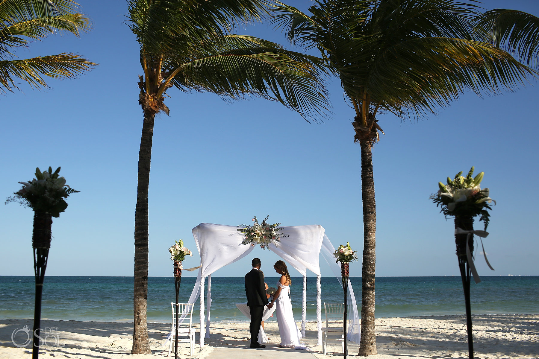 the best reason for getting married in the beach Best Elopement Locations Mexico