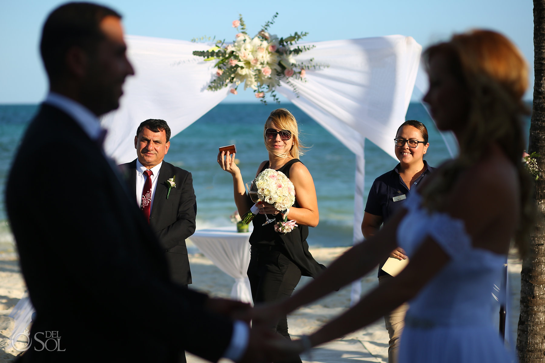 small crew best elopement locations Mexico Blue Diamond Luxury Boutique Hotel
