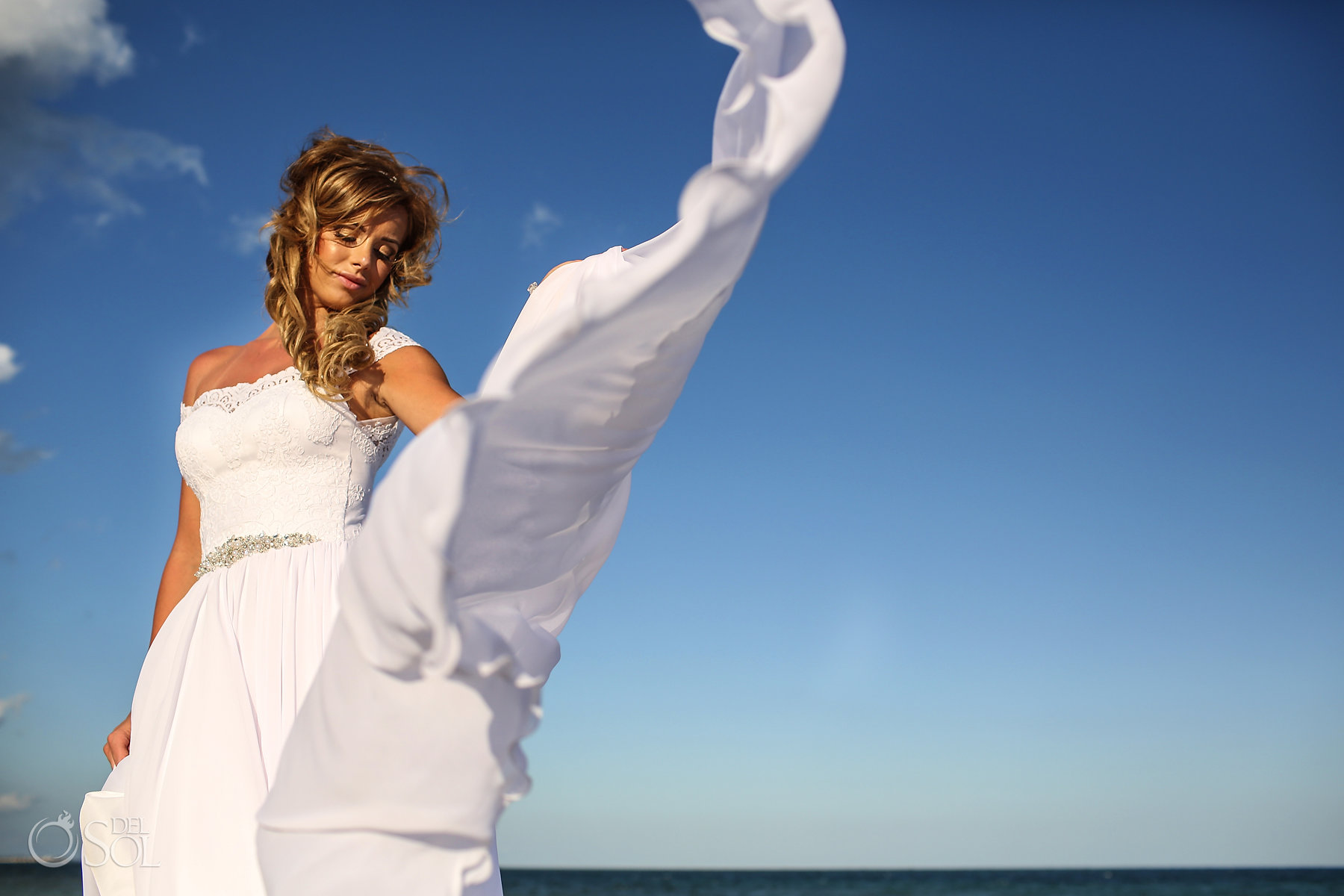 Stunning Polish Bride Portrait