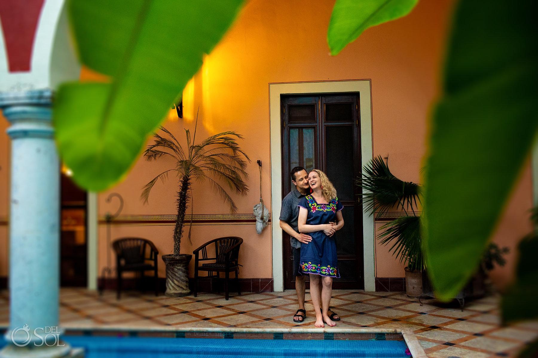 Birthday Couple Experience trip. Yucatan, Mexico