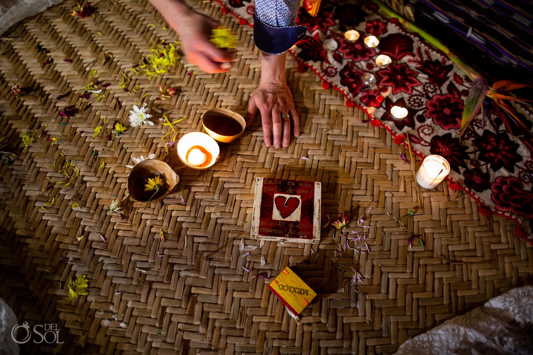 Four Element Birthday ceremony Experience