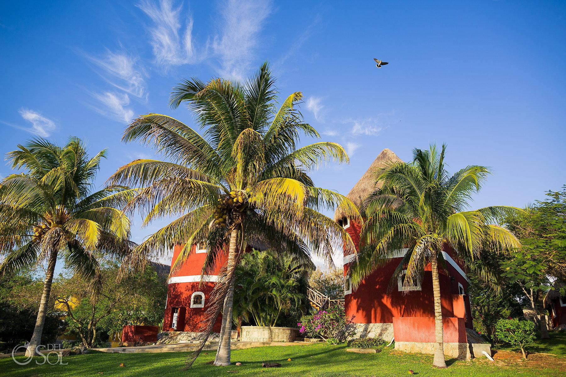 Yucatan Hacienda Four Element Birthday Experience