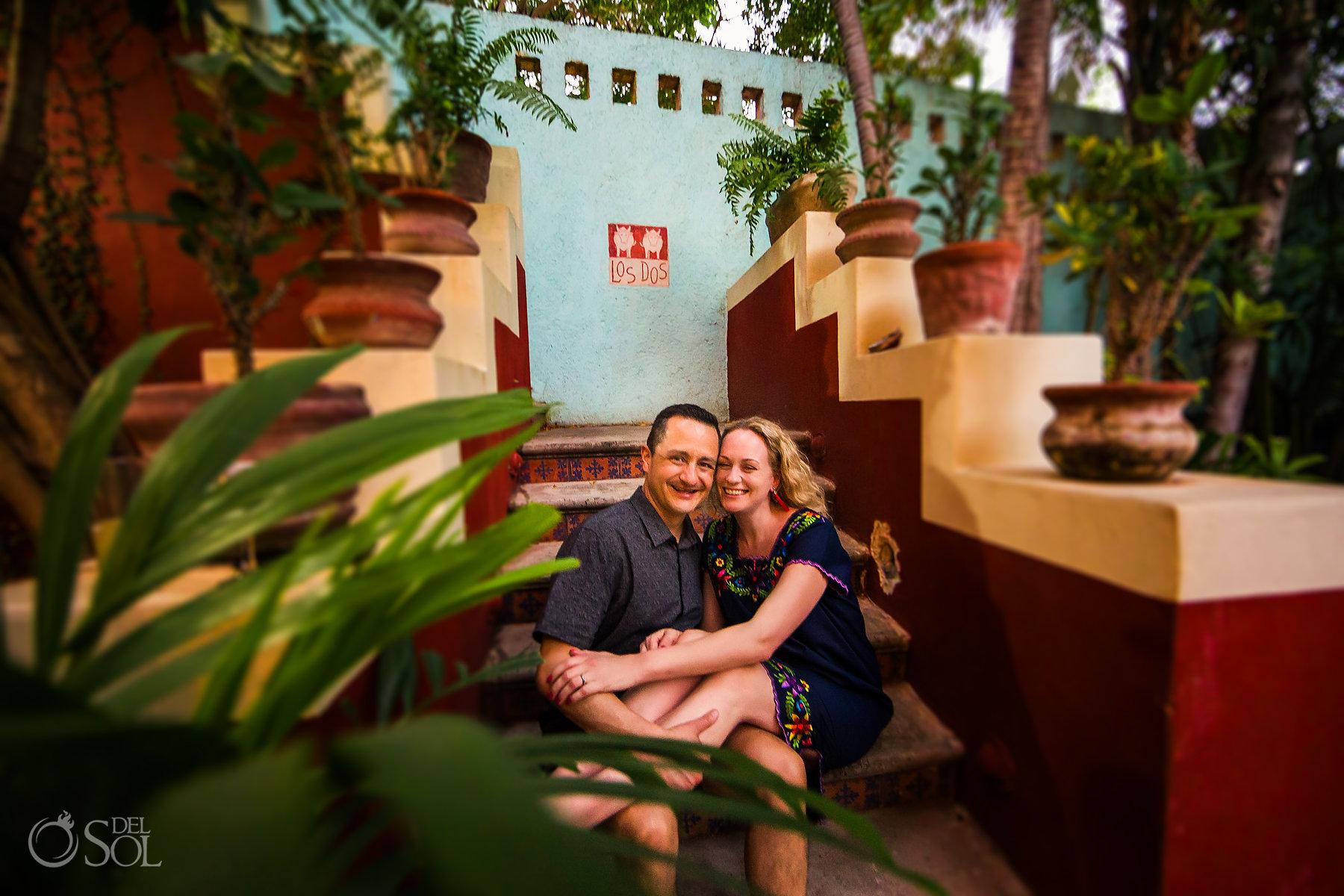 Los Dos cooking school birthday experiences ideas Yucatan Mexico