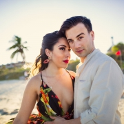 engagement photographer Playa del Carmen Mexico