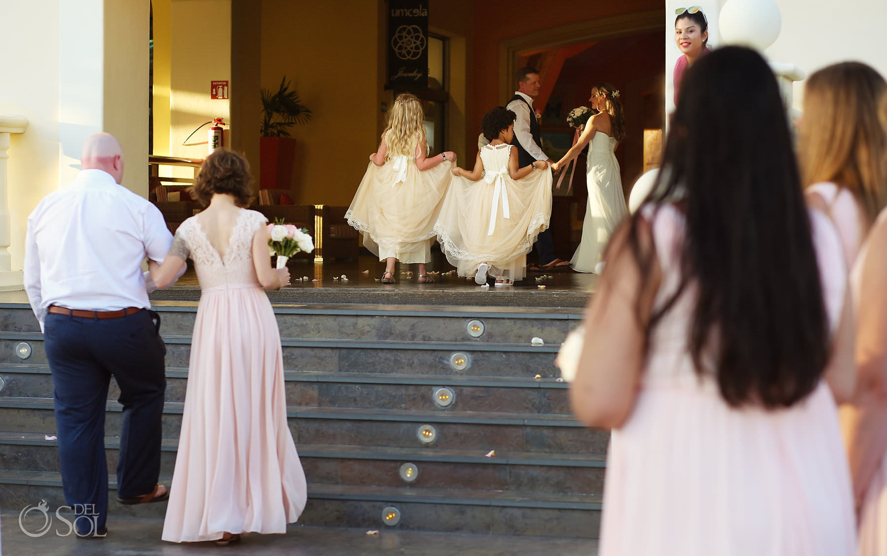 Barcelo Maya Palace Wedding photographer