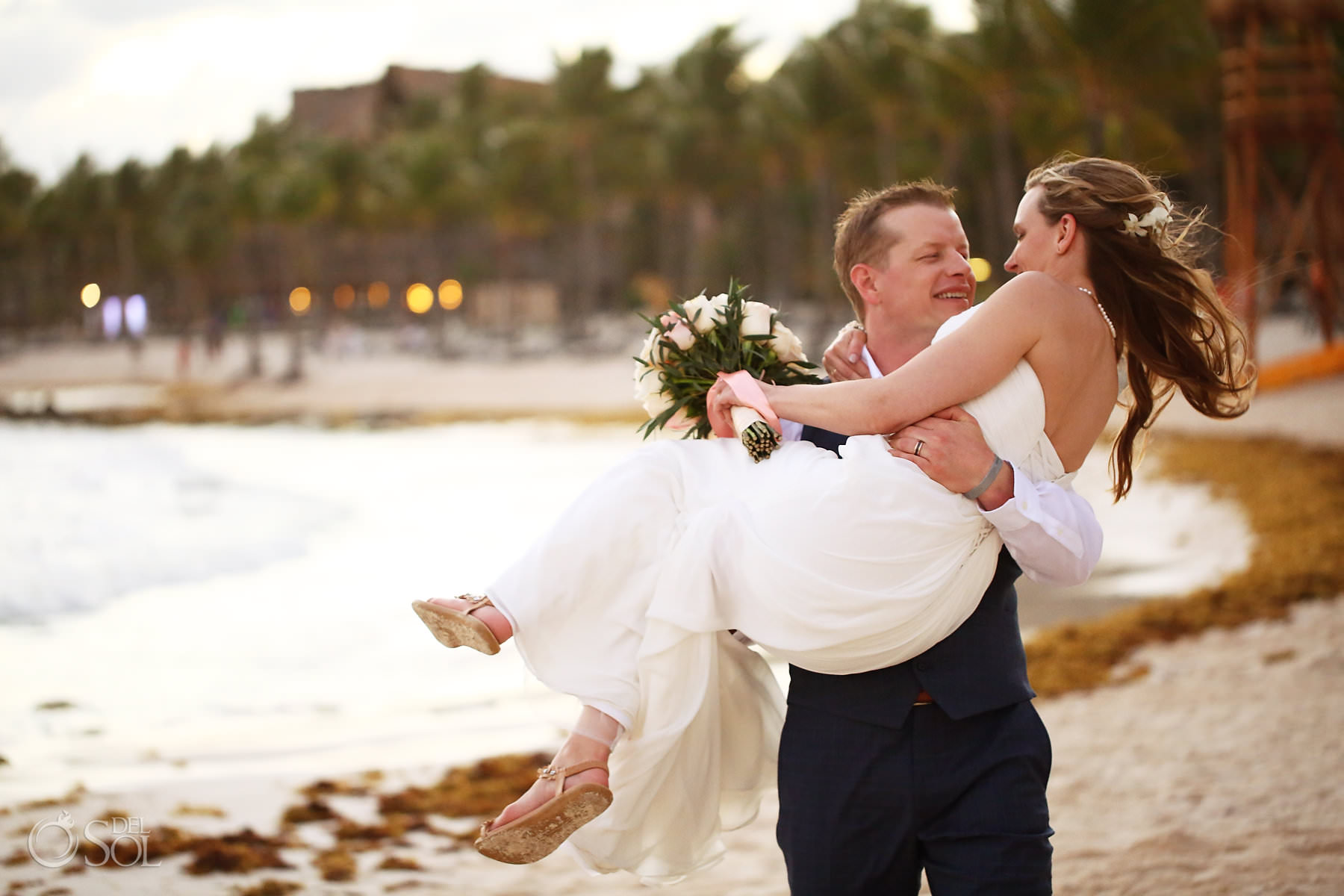 Barcelo Maya Palace Wedding photography