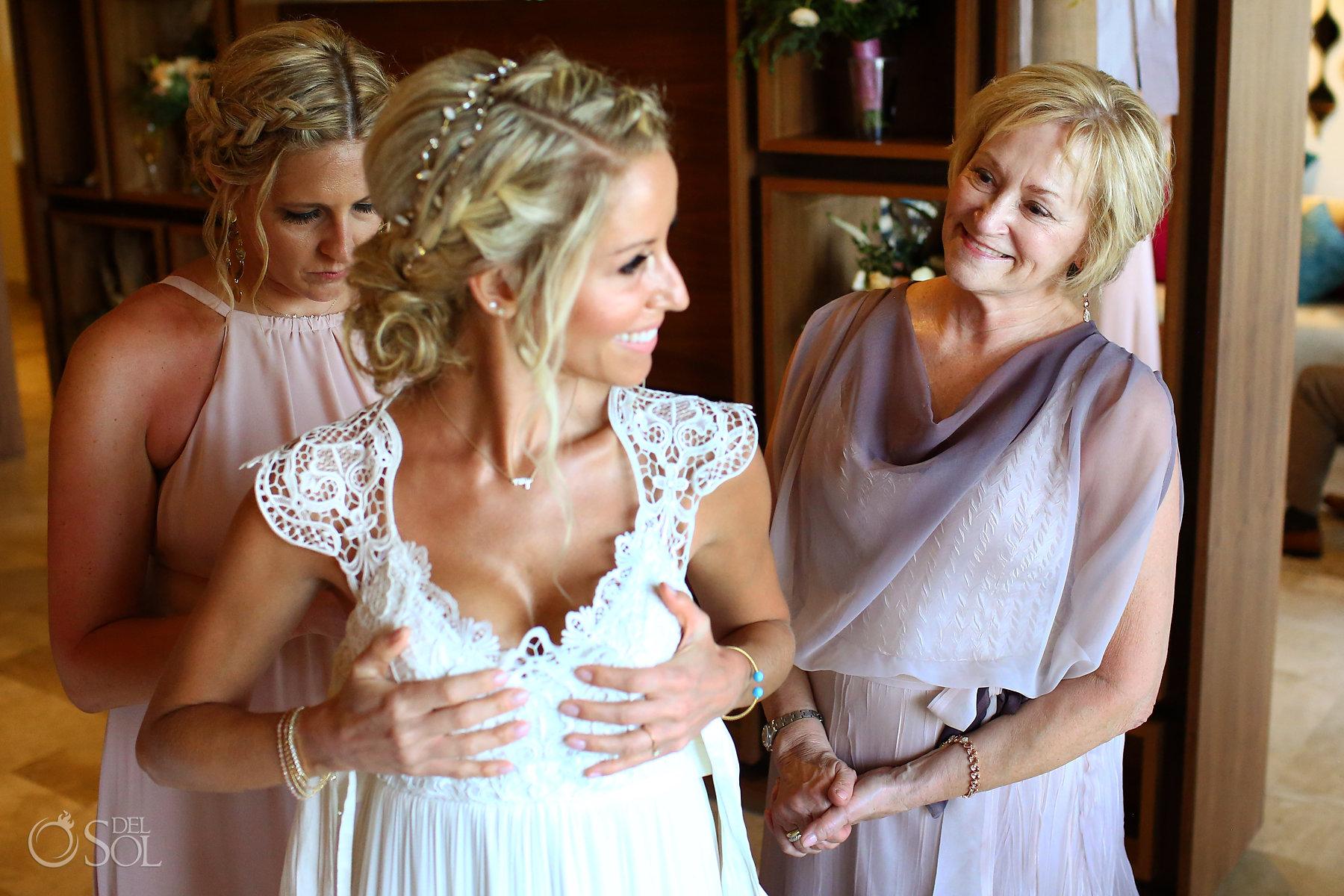 bridal dress Secrets Maroma Boho Chic Wedding