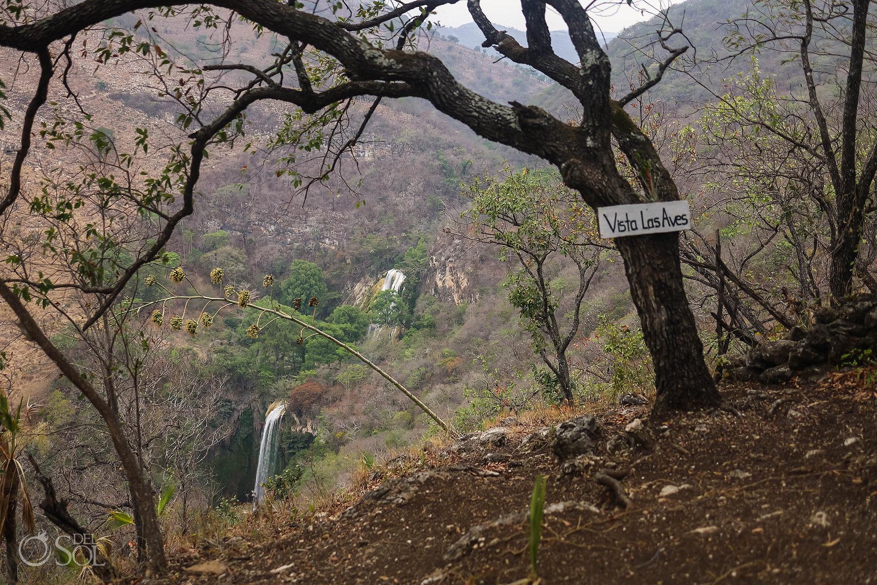 vista las aves hunting for waterfalls in Chiapas Mexico Photo adventure