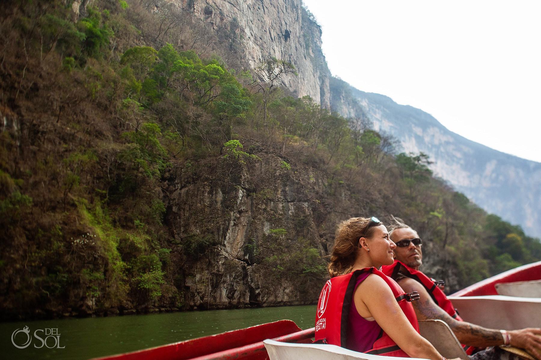 canyon de sumidero chiapas mexico vow renewal experience