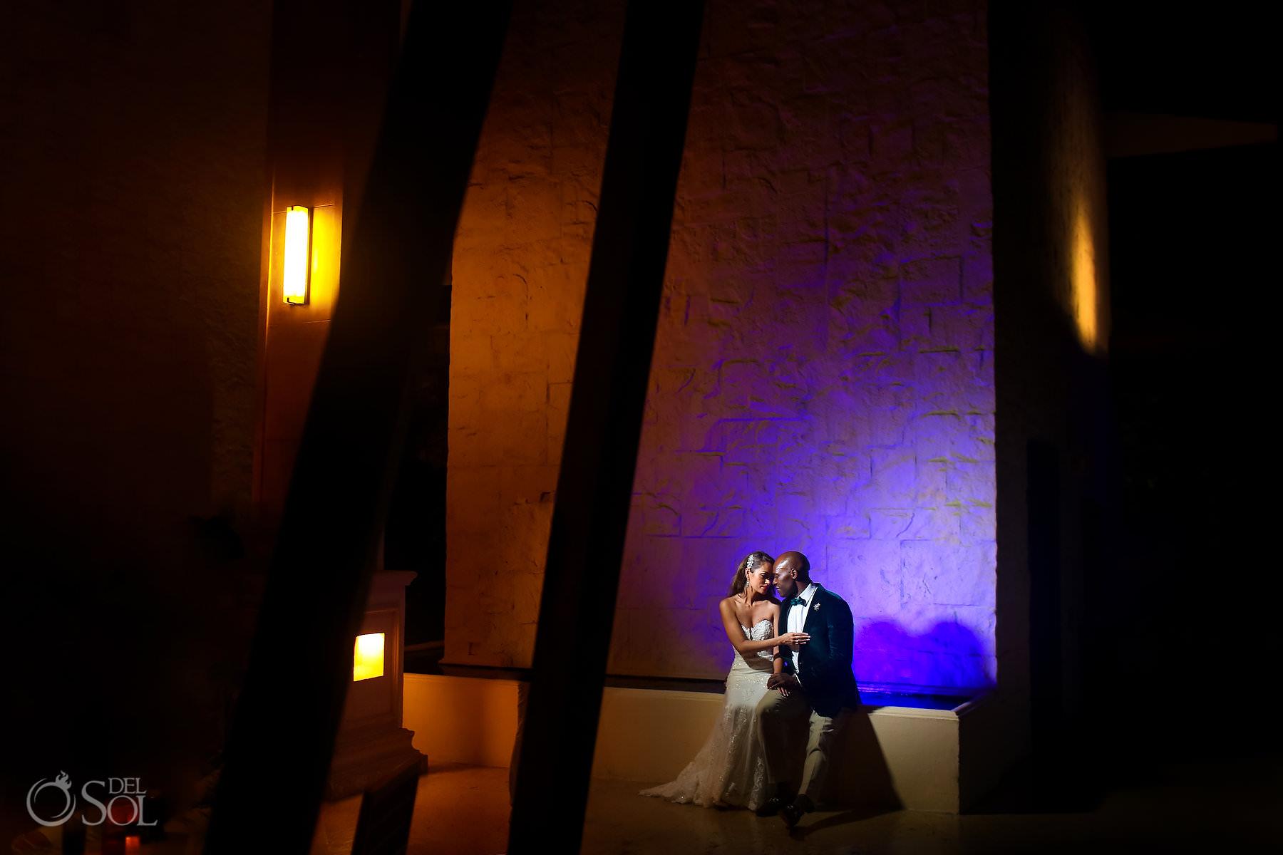 Dreams Riviera Cancun official wedding photographer preferred vendor