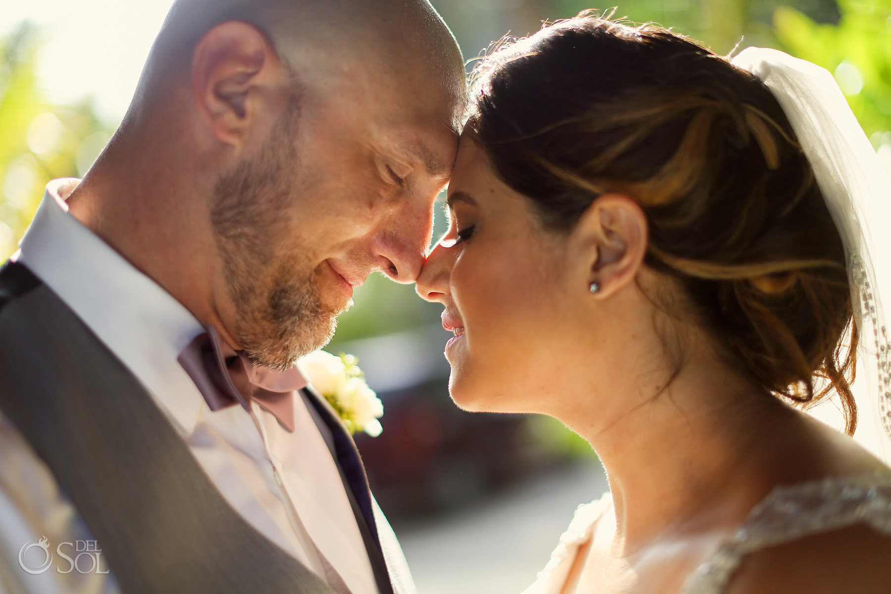 Akumal Bay Beach and Wellness Resort Wedding Photographer Tulum Mexico