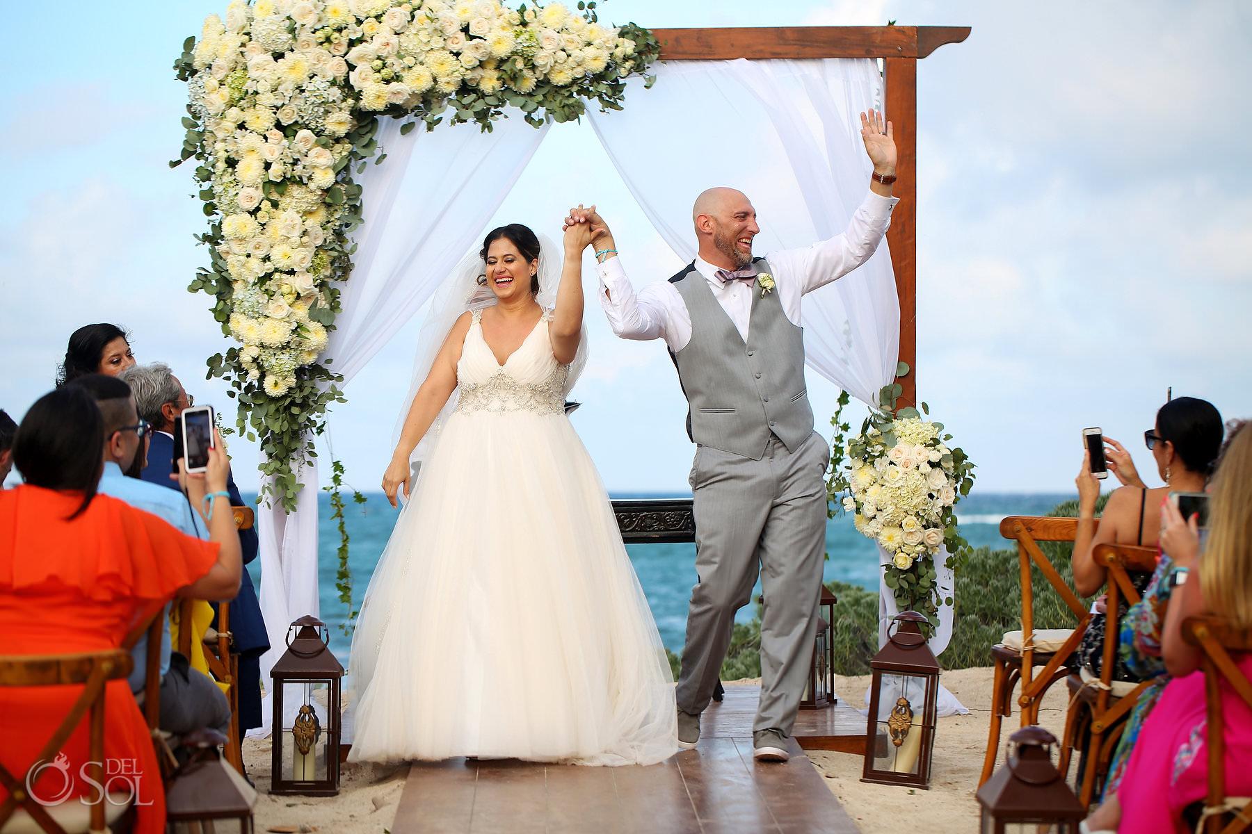Best wedding locations Tulum mexico akumal bay beach and wellness resort