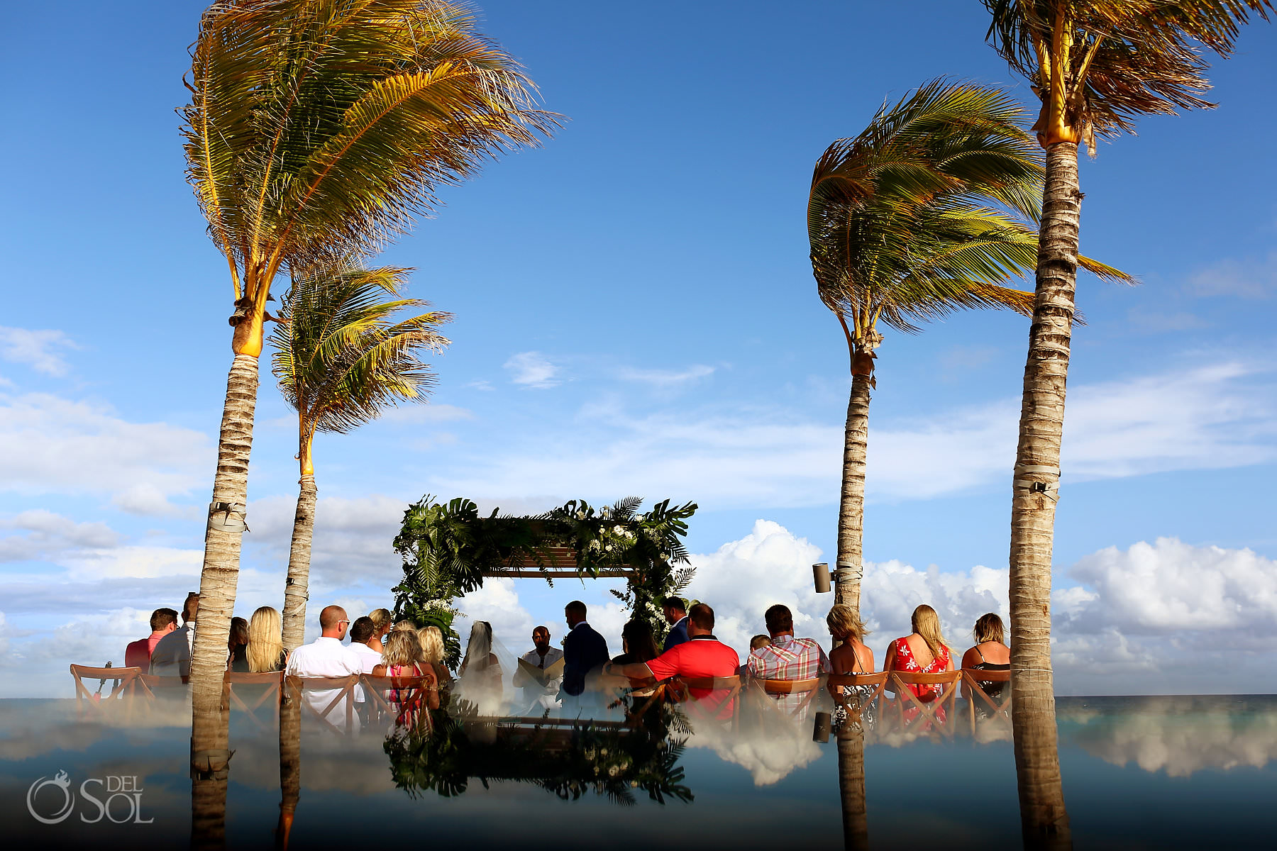 Best riviera Maya Wedding venue Hotel Xcaret Mexico Playa del Carmen