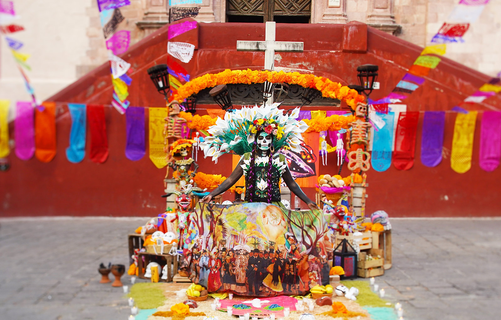 Day Of The Dead at Guanajuato
