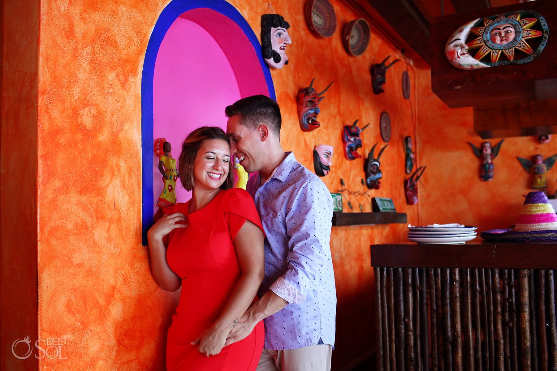 Engagement Photography Riviera Maya
