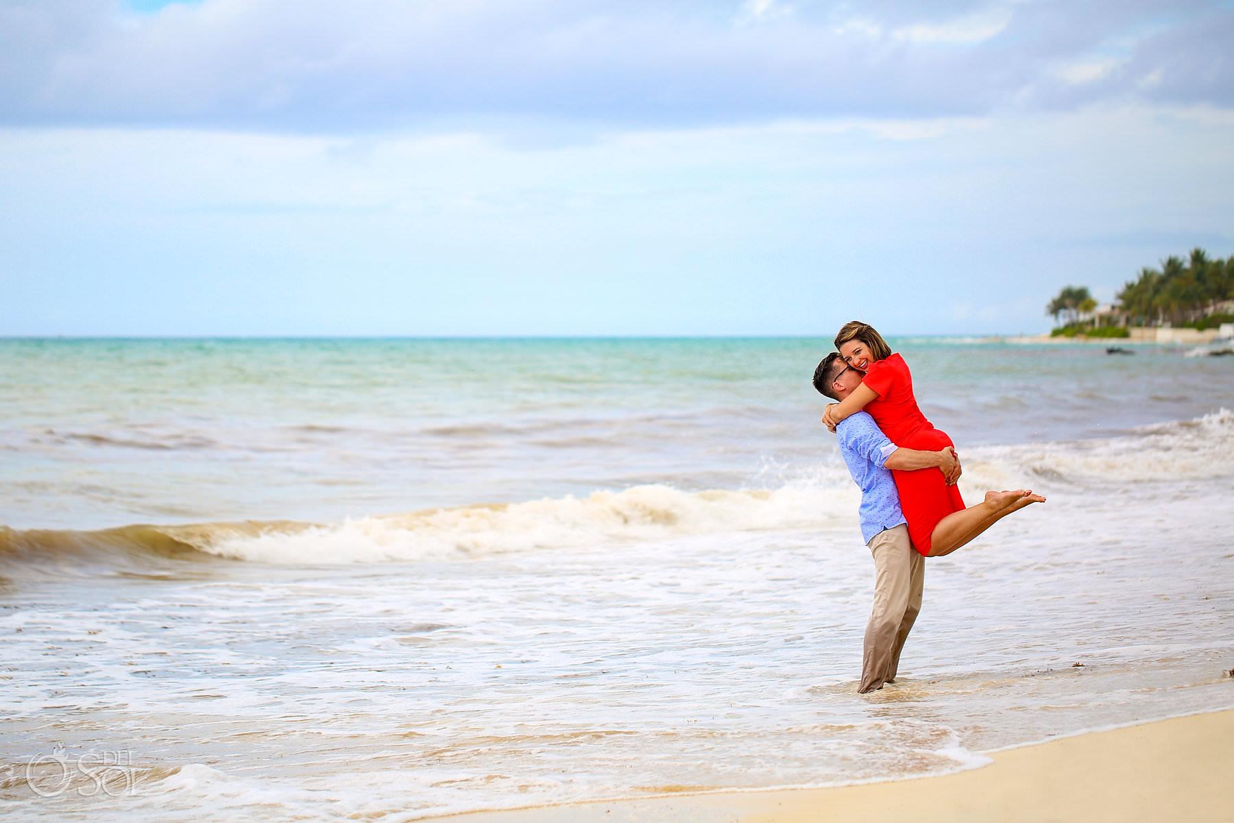 riviera maya beach photographer
