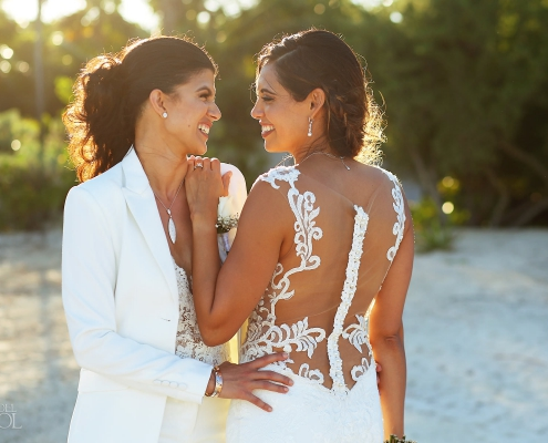 Same Sex Destination Wedding Secrets Maroma