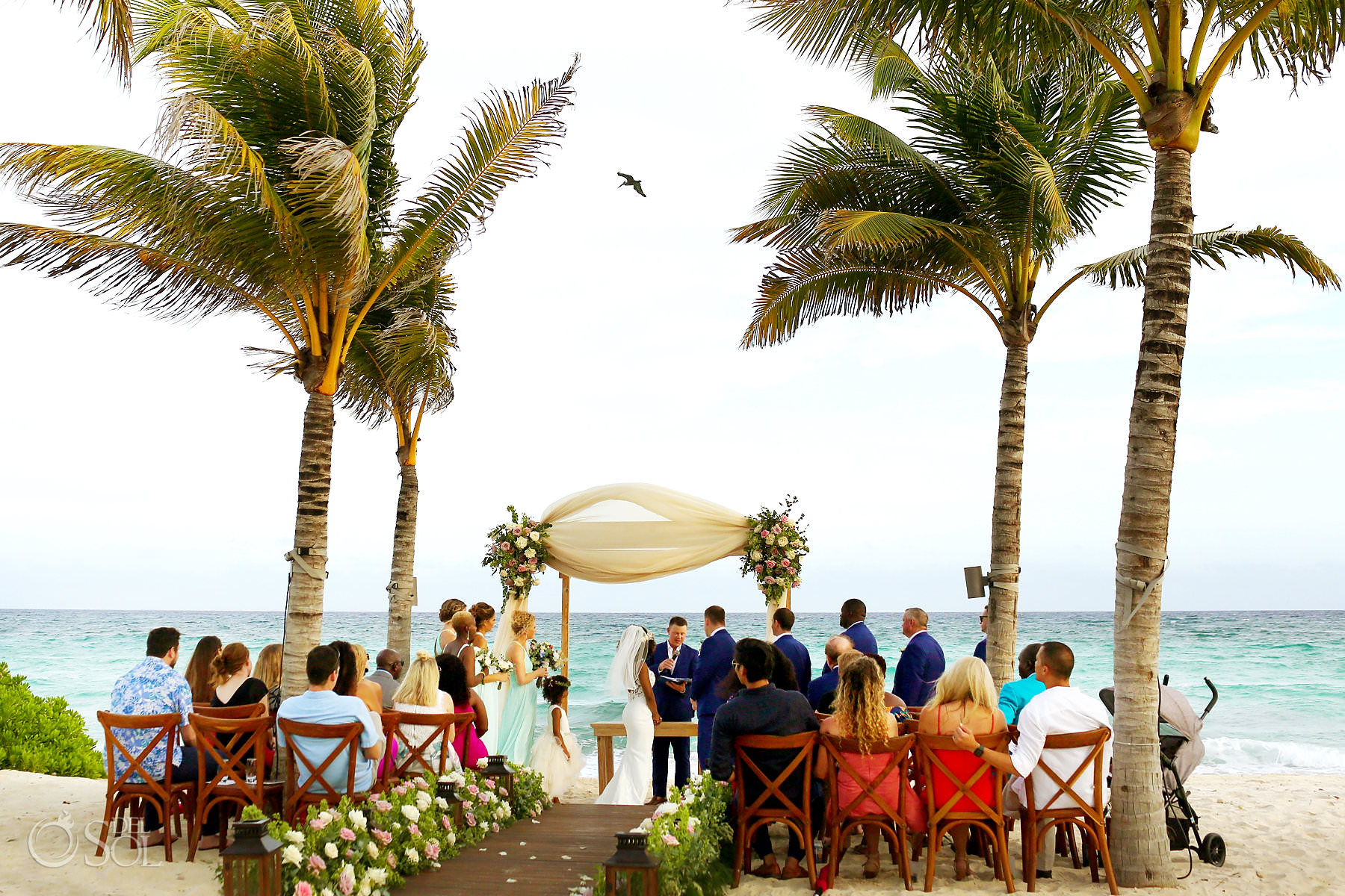 Playa Palmas Hotel Xcaret Weddings