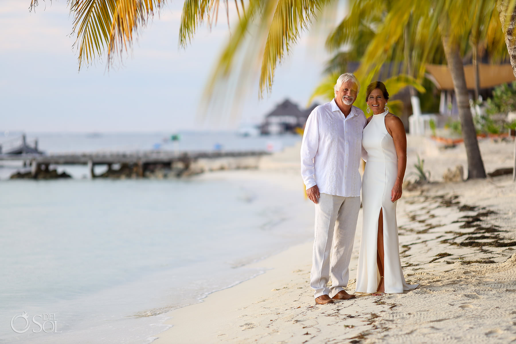 Isla Mujeres Wedding Location private Villa Makax