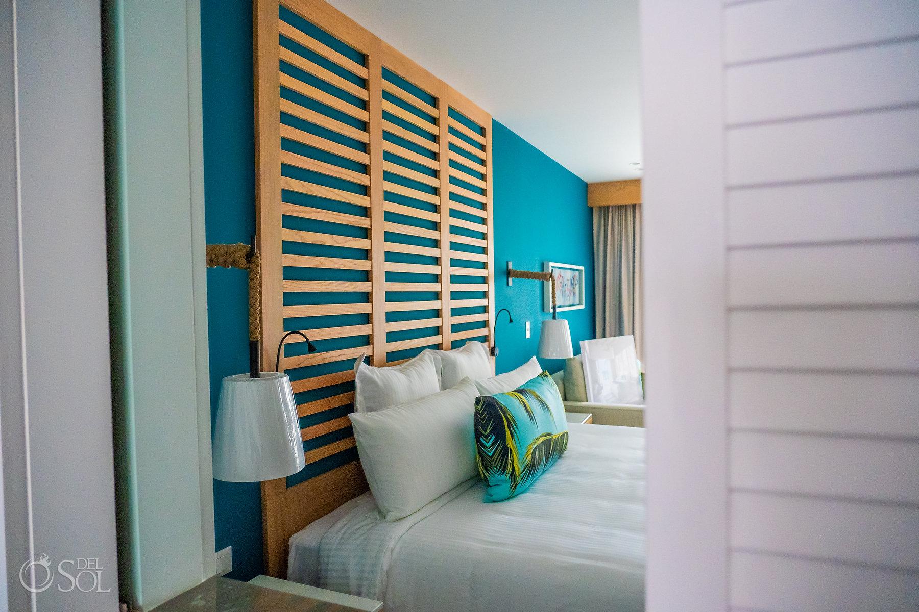 Now Natura room interior Riviera Cancun