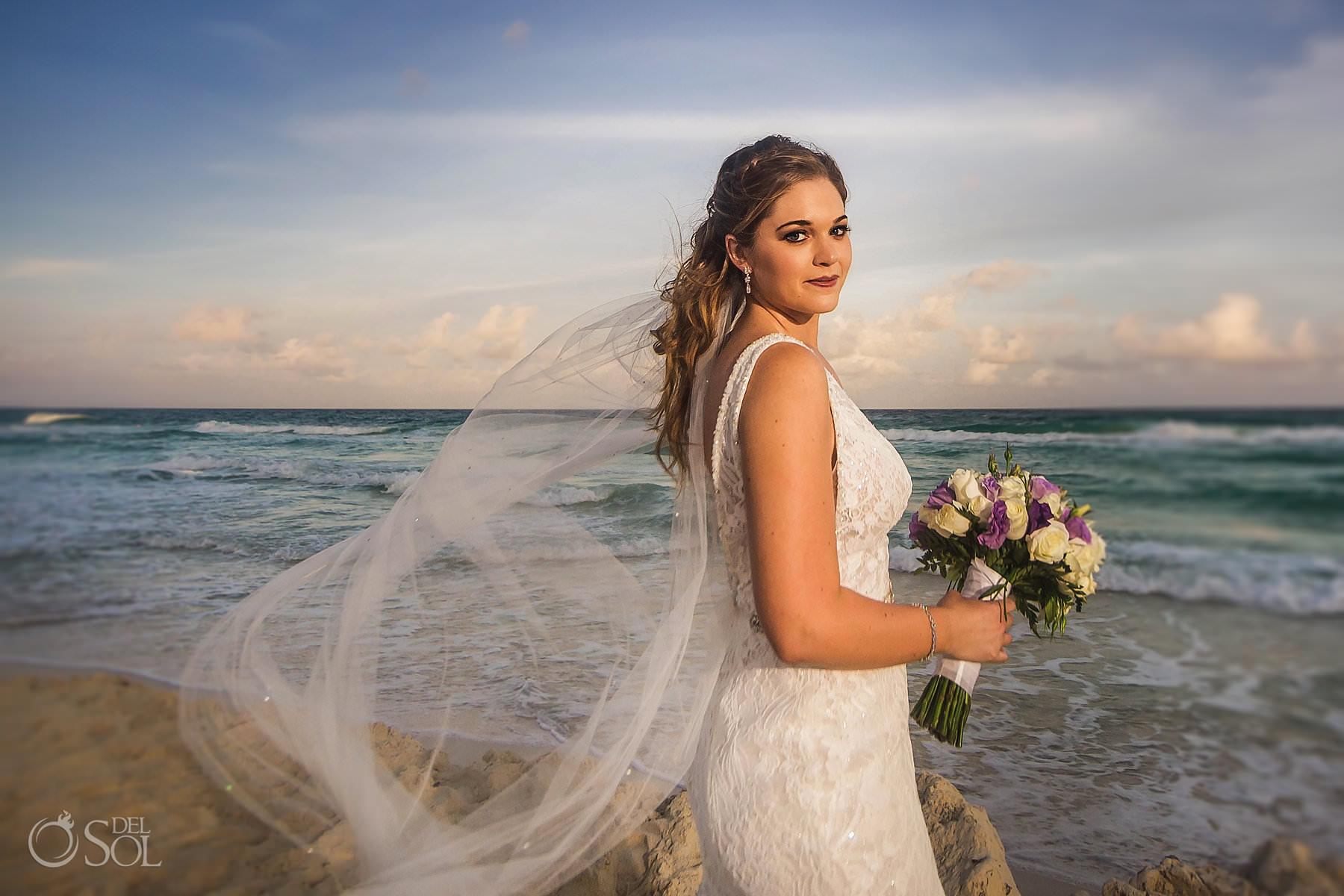 Secrets the Vine best wedding portrait photographer cancun Mexico