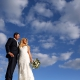 Hard Rock Catholic Wedding Riviera Maya San Charbel Chapel couples portrait session