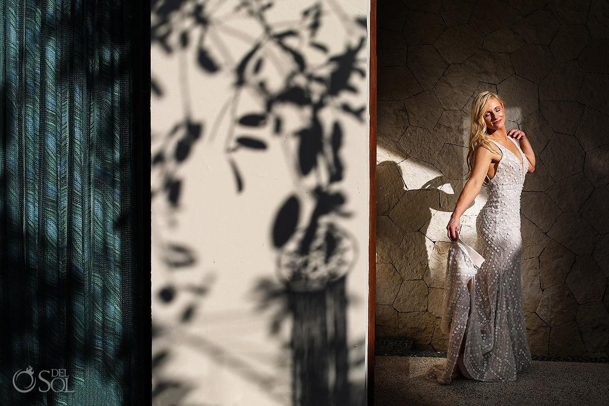 Bridal Portrait Secrets Akumal Spa