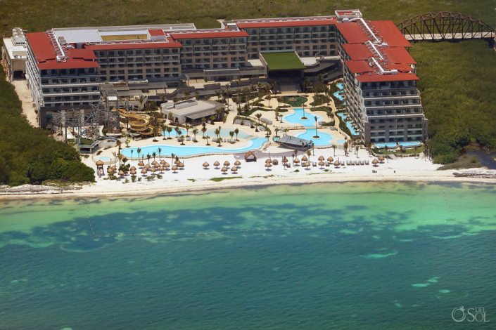 Aerial Photography Now Natura Riviera Cancun