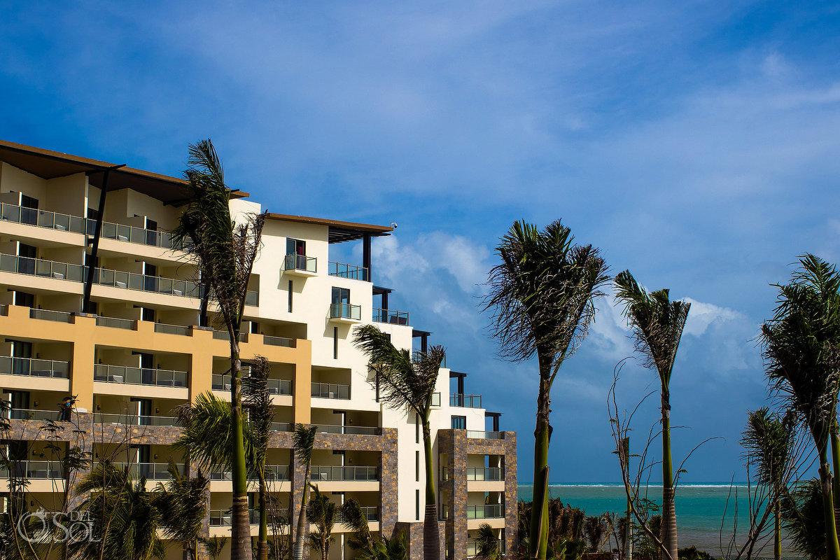 Dreams Natura Riviera Cancun ocean view rooms