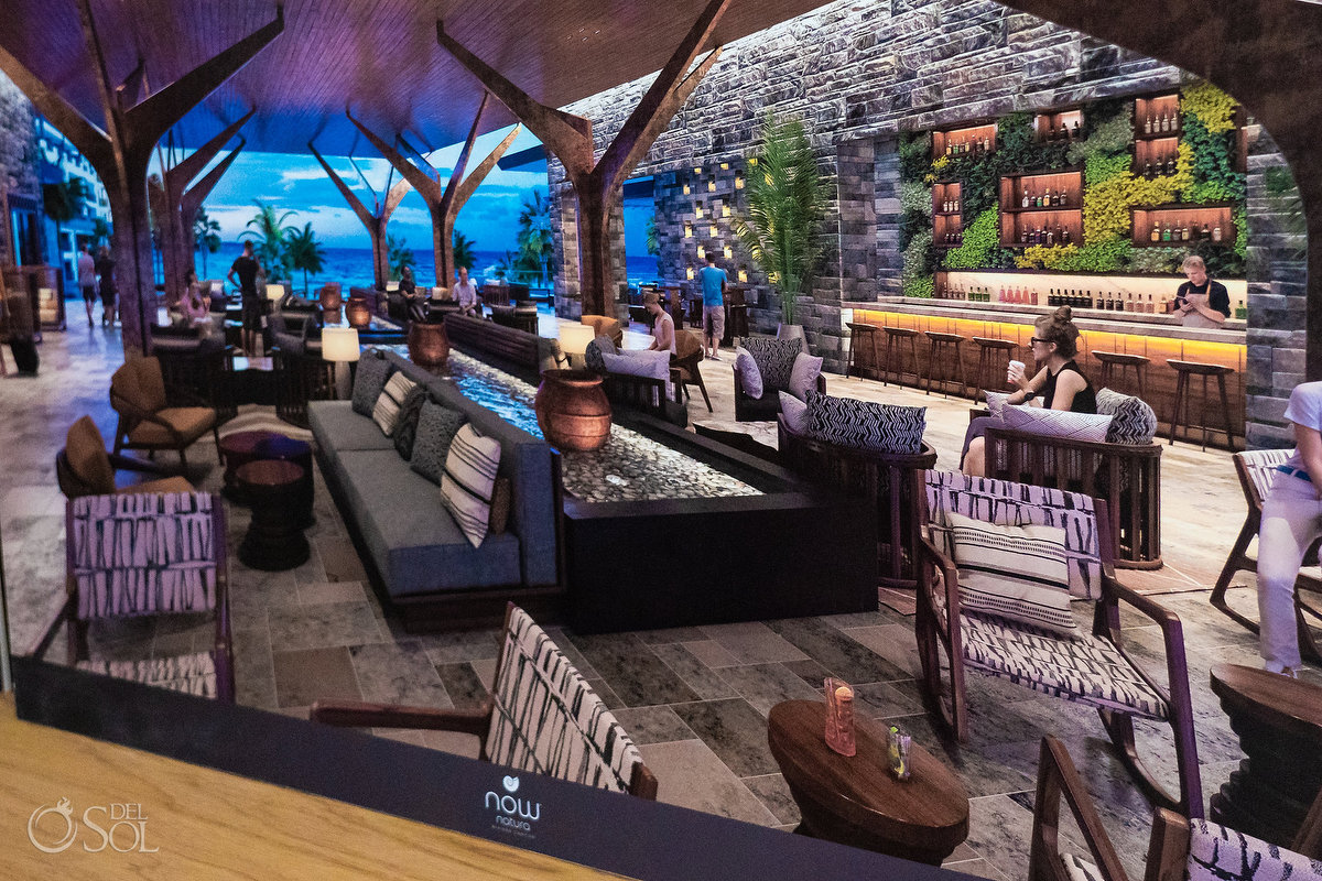 Dreams Natura Riviera Cancun restaurant concept