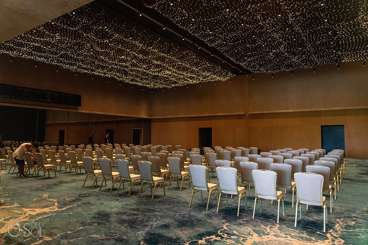 Dreams Vista Cancun Ballroom Wedding Venue