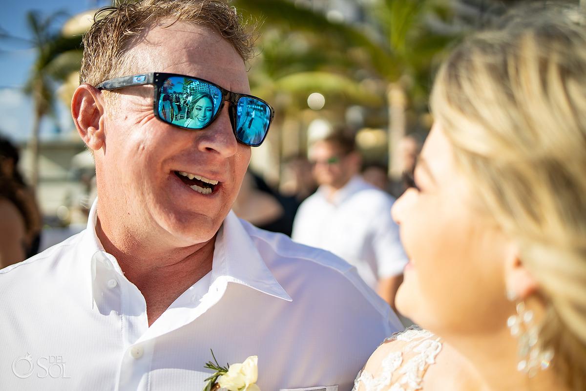 Creative Wedding Photography Dreams Natura Wedding Riviera Cancun Mexico