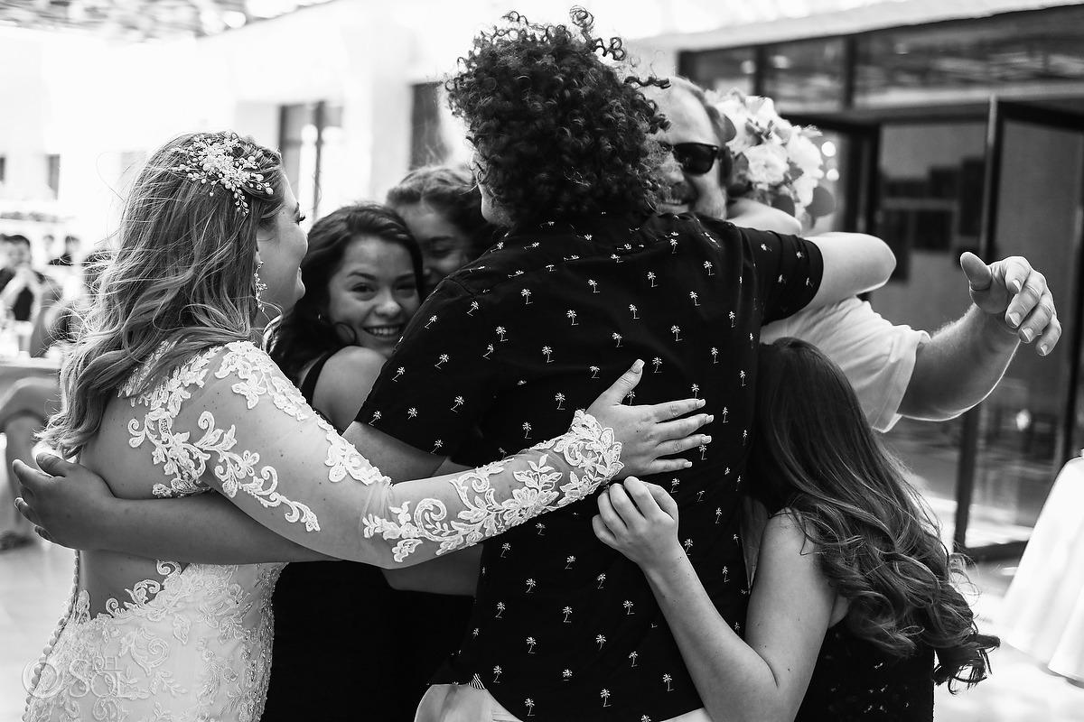 Wedding reception celebrations Dreams Natura Riviera Cancun Mexico