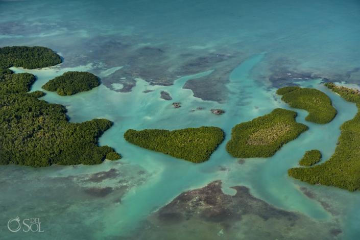 Unesco Cayo Culebra Sian Kaan Biosphere
