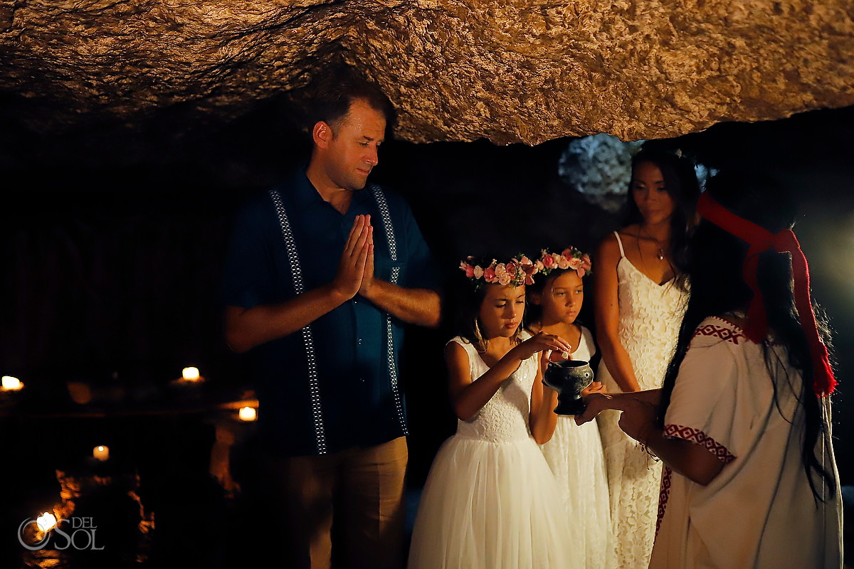 Ancient Mayan Vow renewal ceremony copal tradition Mexico
