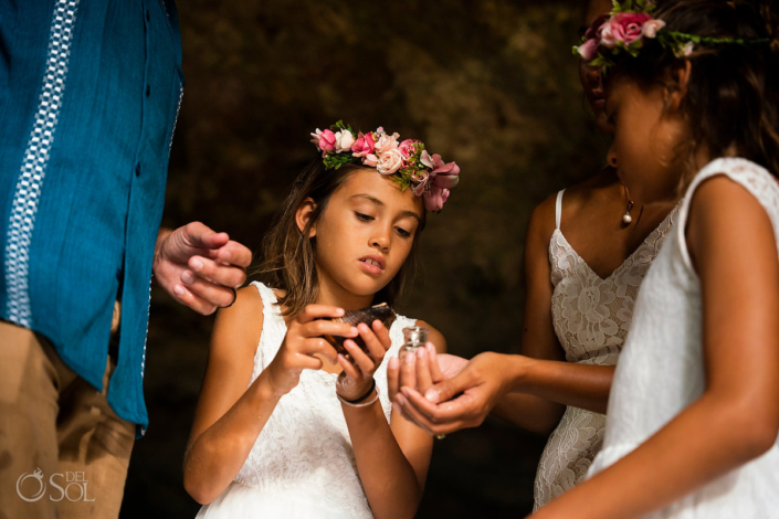 how to include your children in your anniversary vow renewal unity ceremony ideas