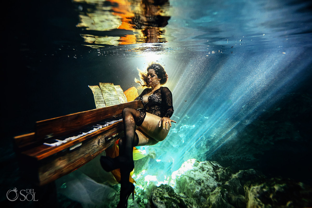 Healing Art Underwater Photography