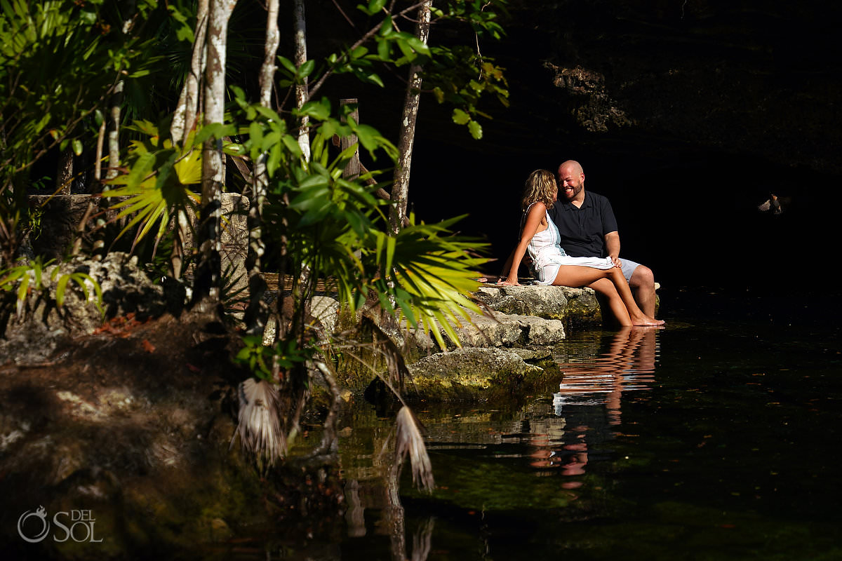 Mexico Proposal Experience couple portraits