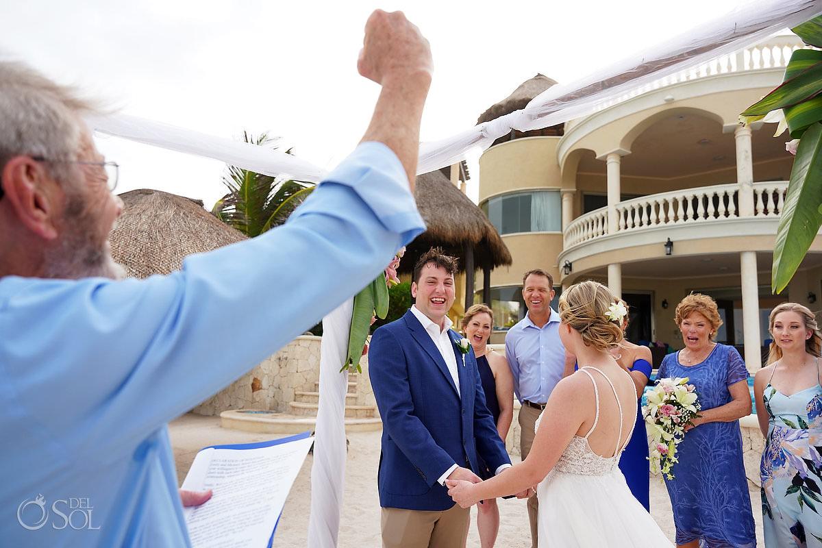Tankah Tulum Micro Wedding at Villa Escapar