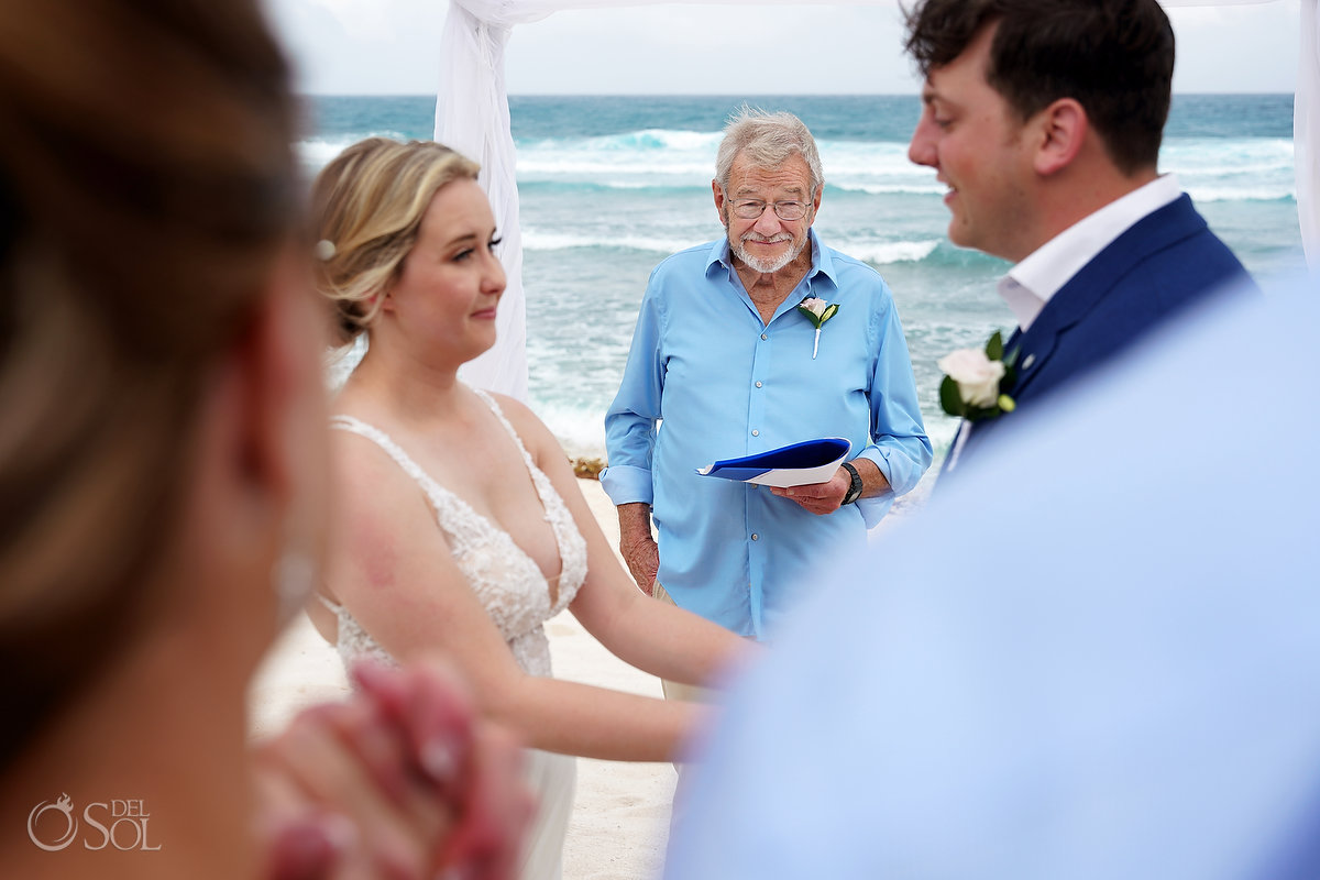 Wedding Ideas have a grandparent officiate your wedding